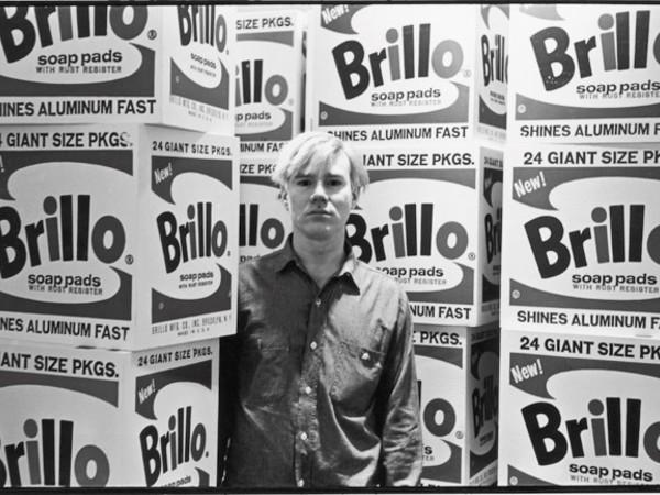 Estate of Fred W. McDarrah, <em>Warhol & Brillo Boxes</em>, 1964