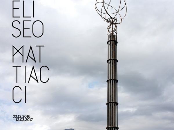 Eliseo Mattiacci, Mart Rovereto