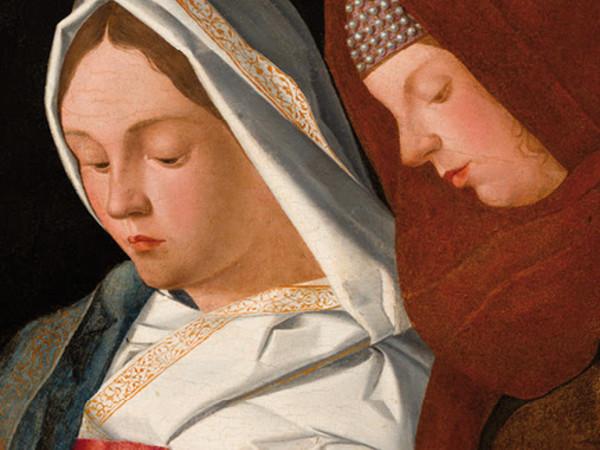 Marco Bello, Circoncisione, 1902. Rovigo, Pinacoteca dell'Accademia dei Concordi (part.)