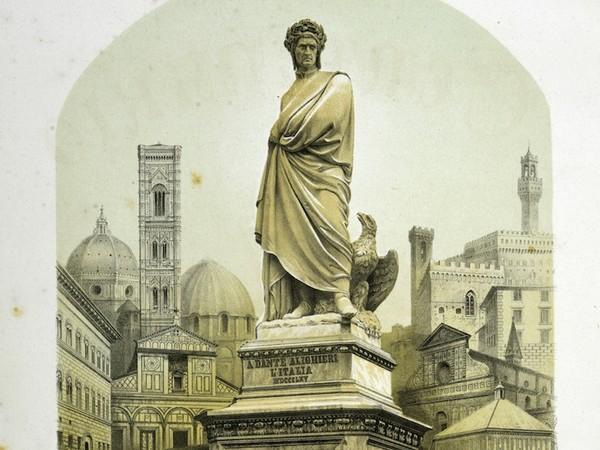 Albo per memoria del sesto centenario celebrato in Firenze a onore di Dante Alighieri, 1865
