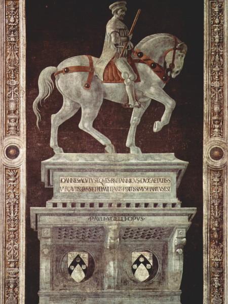 Monumento equestre a Giovanni Acuto