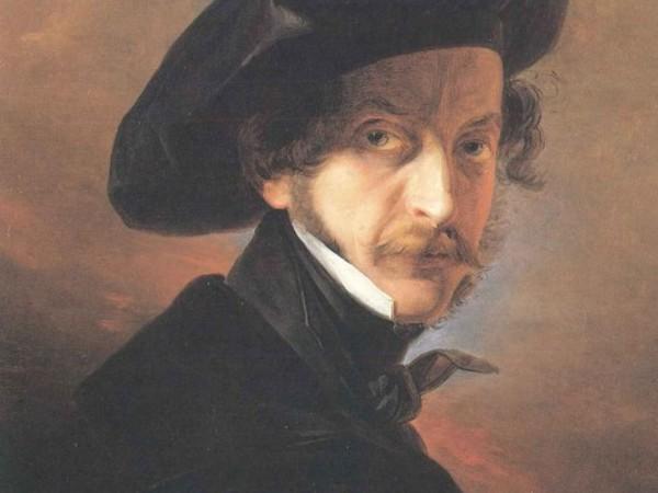 Ritratto di Massimo d'Azeglio (part.)