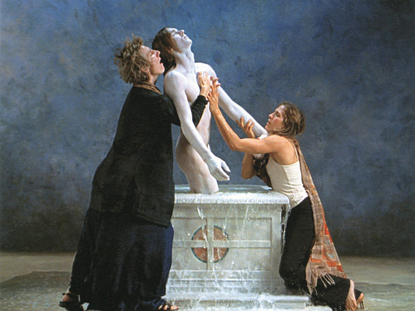 Bill Viola (New York 1951), Emergence 2002, Long Beach, CA, Bill Viola Studio