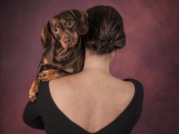 Silvia Amodio, Rapporto cane e padrone