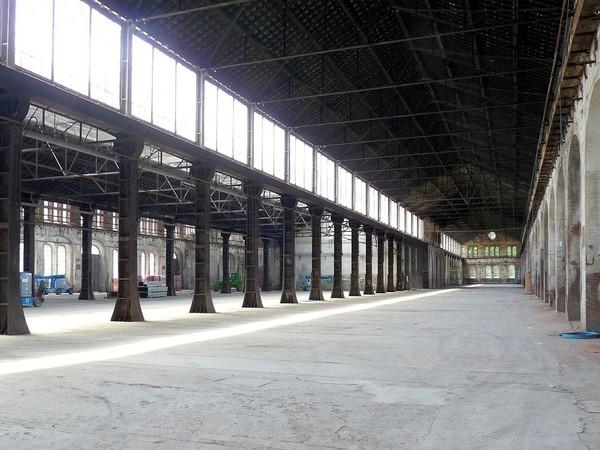 OGR – Officine Grandi Riparazioni, Torino
