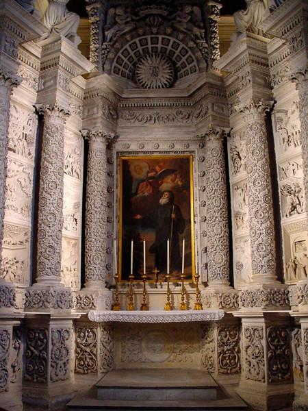 Cappella di San Francesco da Paola