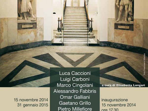 Accademia Italia. II Tappa, Museo Accademia Ligustica di Belle Arti, Genova
