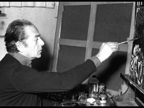 Renato Guttuso in Io e… (1972)
