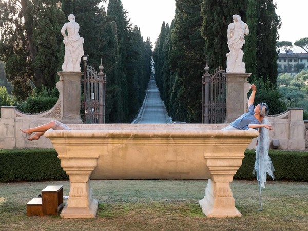 The Season a Villa La Pietra, Firenze