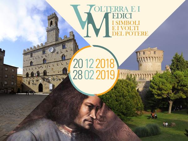 Volterra e i Medici. I simboli e i volti del potere, Palazzo dei Priori, Volterra
