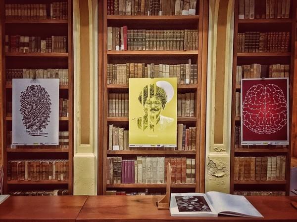 Free Patrick Zaki, Biblioteca Bernardini - Convitto Palmieri, Lecce I Ph. Daniele Coricciati