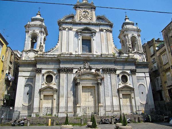 Chiesa di San Filippo Neri (o dei Girolamini)