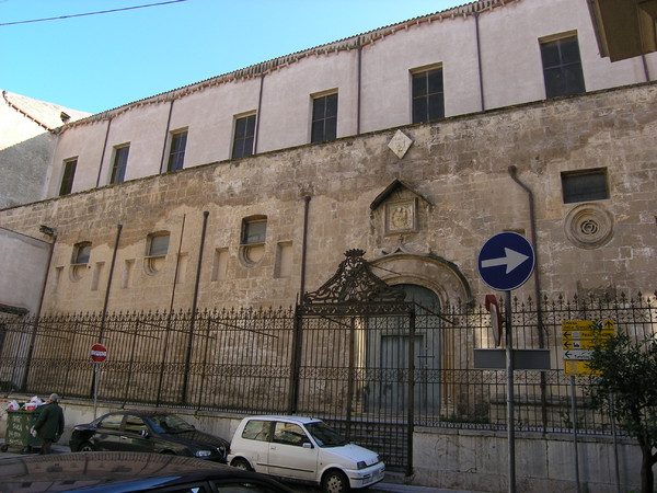 Chiesa di Santa Maria degli Angeli o la Gancia