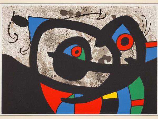 Joan Miró, dalla serie<em>Le Lézard aux Plumes d'Or</em>