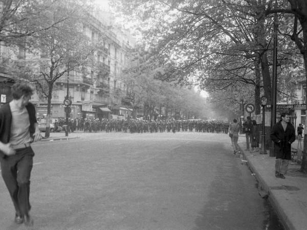 Philippe Gras, Boulevard Saint-Michel