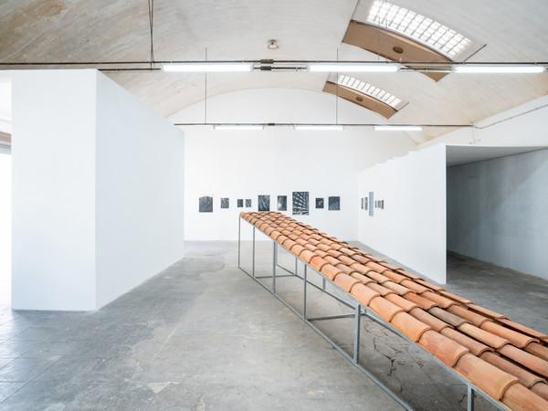 Installazione di Carmelo Nicotra, Haus der Kunst - Cantieri Culturali della Zisa, Palermo I Ph. ©Roberto Boccacino