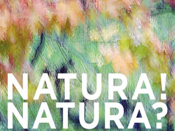 Natura! Natura? Paesaggio italiano dalla realtà alla fantasia