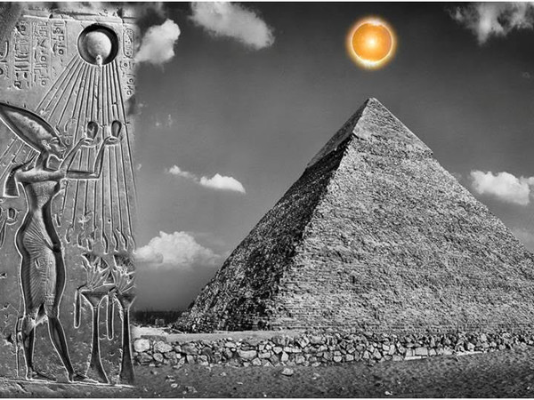 Indagini sulle grandi piramidi. Mostra documentaria sull'antico Egitto