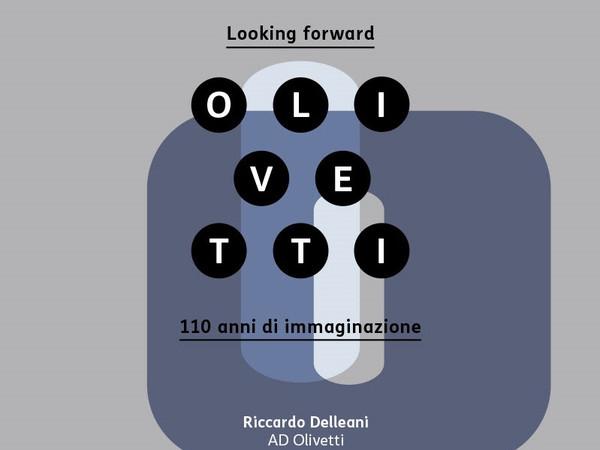 Looking forward olivetti 110 anni di immagine mostra for Manolo de giorgi