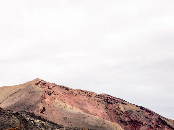 Laurent Champoussin, Red Lanzarote, 2016, fine art pigment print on Platine Baryta