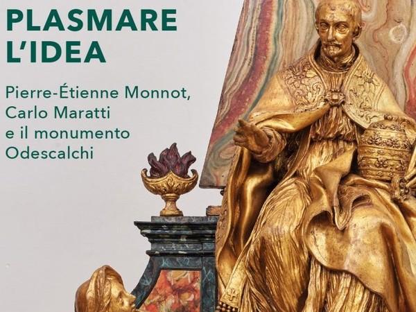 Plasmare l'idea. Pierre-Étienne Monnot, Carlo Maratti e il monumento Odescalchi, Galleria Nazionale d'Arte Antica in Palazzo Barberini, Roma