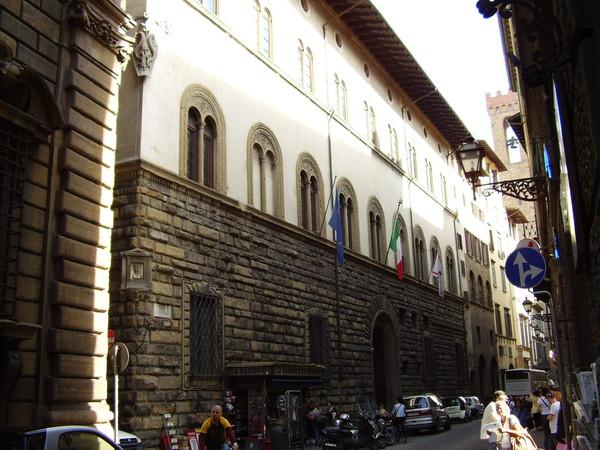 Palazzo Pazzi detto della Congiura
