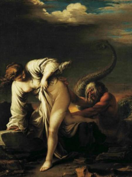 Sant'Antonio tentato dai demoni
