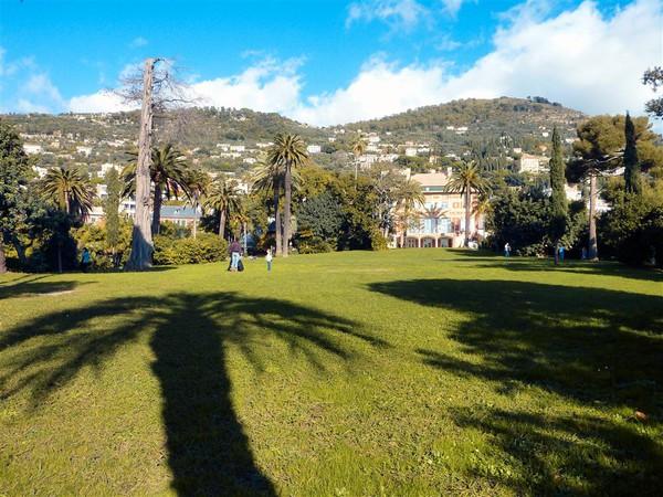 Villa Gropallo o dello Zerbino