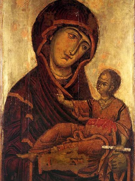 La Madonna delle Perle