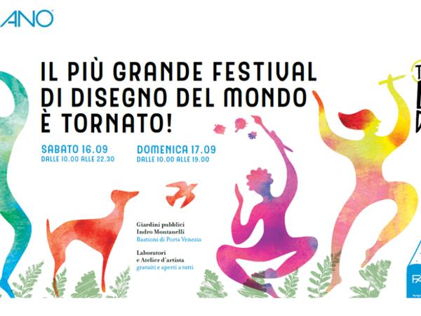 The Big Draw Italia – il festival del disegno