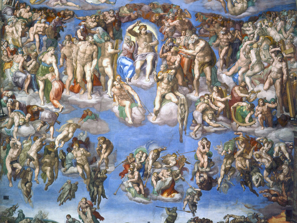 Giudizio Universale. Michelangelo and the Secrets of the Sistine Chapel Roma Auditorium della Conciliazione 15 marzo 2018