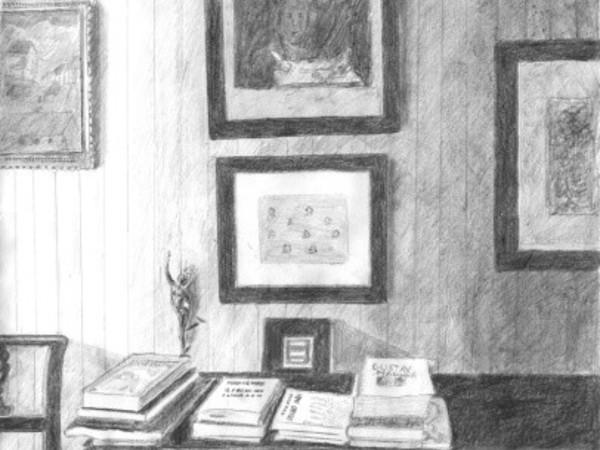 Disegno di Antonio Ballista
