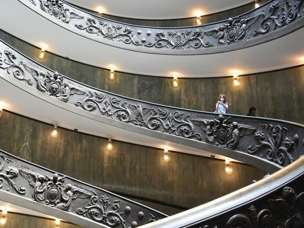 Passeggiata nei Musei del Papa con la direttrice Barbara Jatta