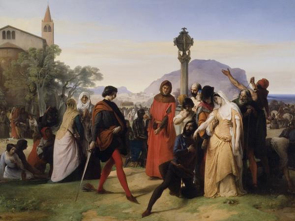 Francesco Hayez, I Vespri siciliani, 1846