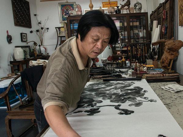 Fabio Donato. Uno sguardo da occidente: 10 artisti cinesi, Accademia di Belle Arti, Napoli