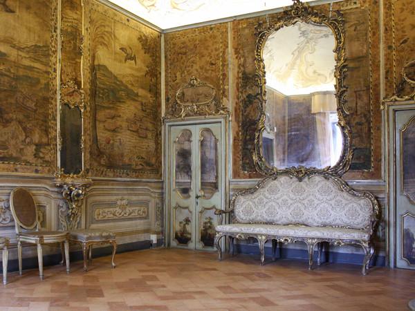 Riaprono gli appartamenti della principessa cornelia for Appartamenti arredati roma