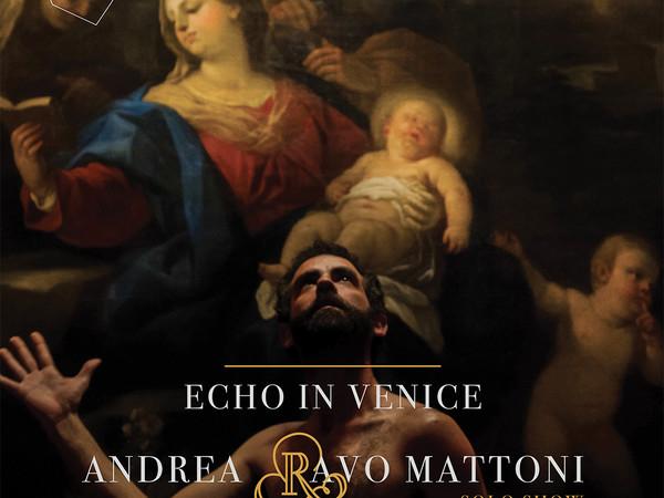 Andrea Ravo Mattoni. Echo in Venice, Street Art Place Venezia