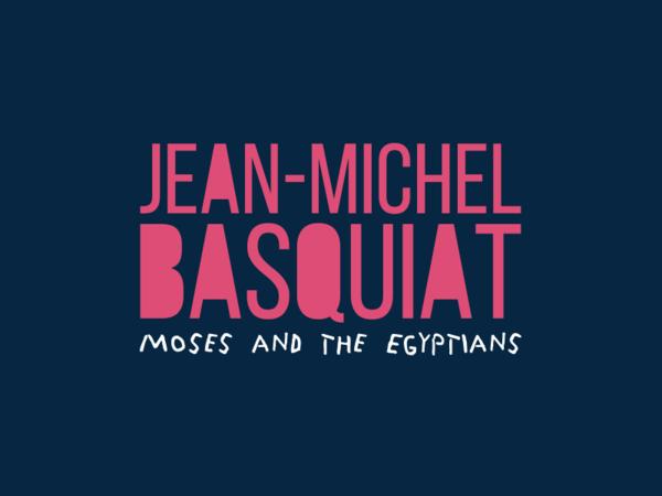 Jean-Michel Basquiat, Moses and the Egyptians. L'Ospite Illustre da Bilbao