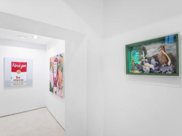 Reflecting Reality, Galleria Valentina Bonomo, Roma