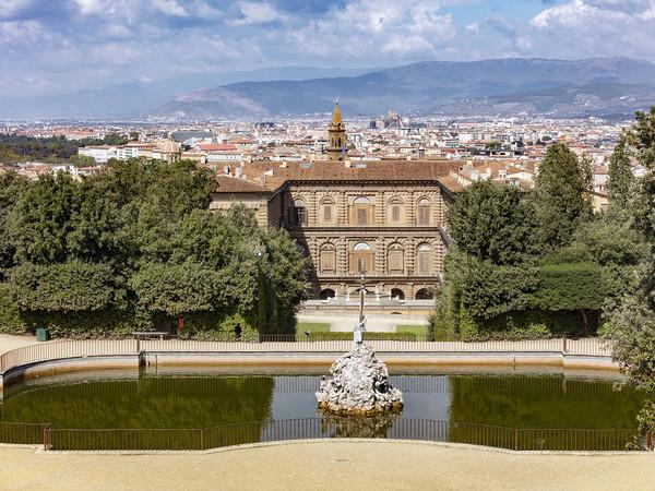 La Vasca di Nettuno, Giardino di Boboli, Firenze