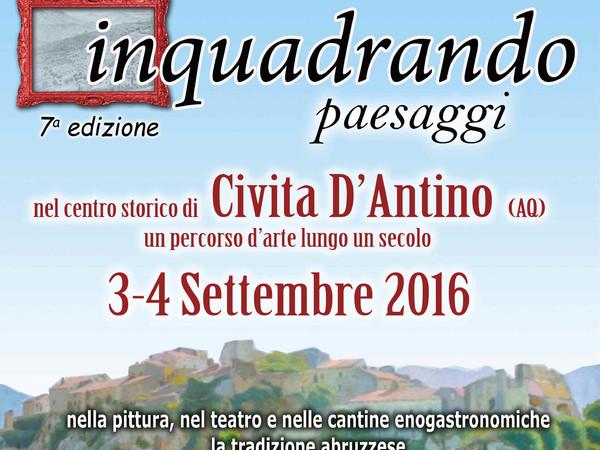 Inquadrando paesaggi 2016, Civita D'Antino