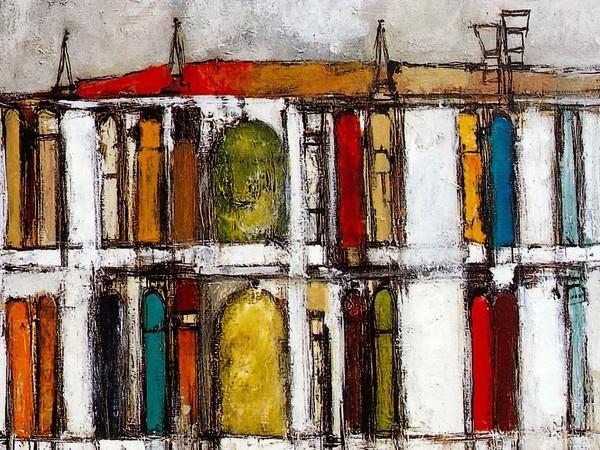 Giuseppe Gambino, <em>Paesaggio veneziano</em>, 1995, Collezione Gambino, Preganziol