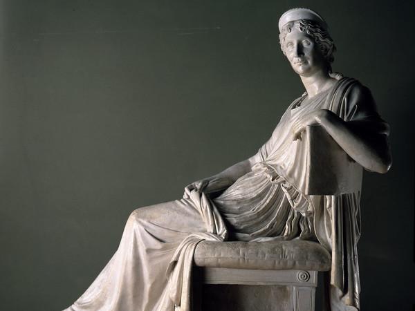 Antonio Canova,<em> Ritratto di Letizia Ramolino Bonaparte </em>| Courtesy ofMuseo e Real Bosco di Capodimonte