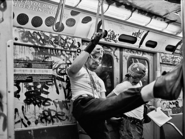 Ferdinando Scianna, New York, 1985