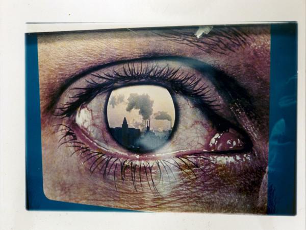 """Luigi Ghirri, Dalla serie """"Paesaggi di Cartone, 1971-1974"""", Senza titolo, 1971"""