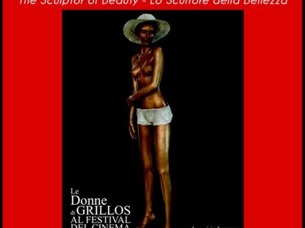 Le donne di Grillos al festival del Cinema, Manni Art Gallery, Lido di Venezia
