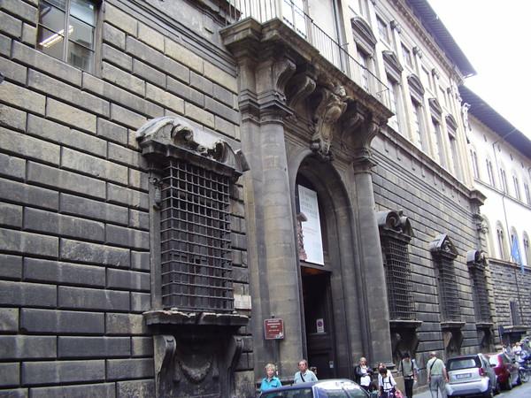 Palazzo Nonfinito