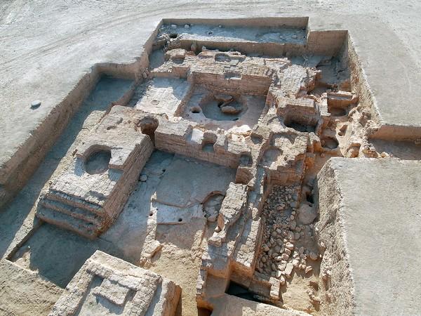 Tempio della Roccia, Area HH, Ebla, Syria