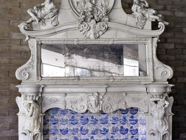 Manifattura di Doccia (Gaspero Bruschi), Venere dei Medici (dall'antico), porcellana. Sesto Fiorentino, Museo Richard-Ginori