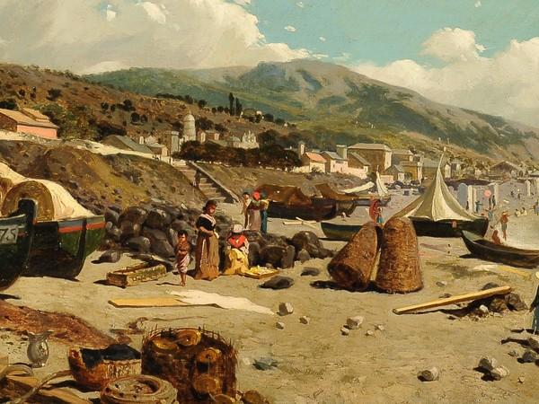 Antonio Varni, La spiaggia di Cogoleto